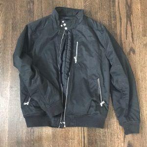 Black H&M Light Weight Jacket